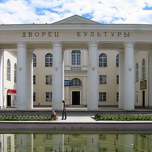 Дворцы и дома культуры Моршанска
