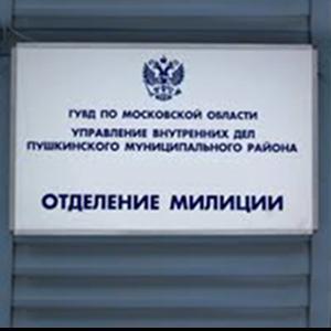 Отделения полиции Моршанска