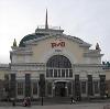 Железнодорожные вокзалы в Моршанске