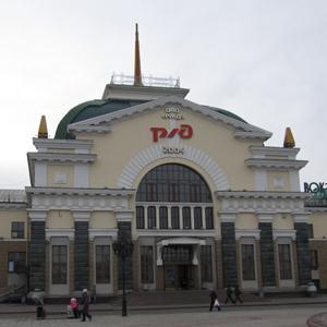 Железнодорожные вокзалы Моршанска